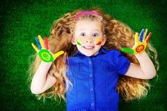 Child hobby Royalty Free Stock Photos