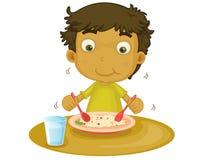 Child illustration Royalty Free Stock Photos
