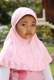 Child of Islam Royalty Free Stock Image