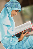 Child Islam Stock Photo