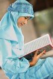 Child Islam stock photo