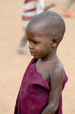 Child in kenya Stock Images