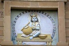 Child Krishna Stock Photo