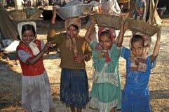 Child Labor Royalty Free Stock Image