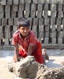 Child labor Royalty Free Stock Photo
