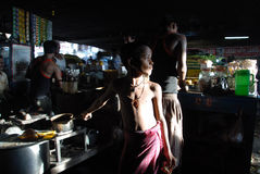 CHILD LABOUR IN INDIA. Royalty Free Stock Photography