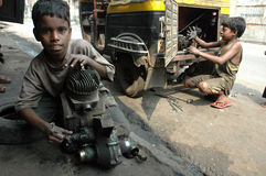 Child Labour In India.