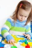 Child learning Stock Photo