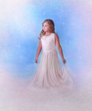 Child of the light Royalty Free Stock Photos