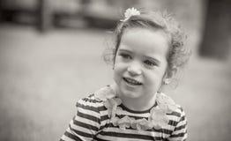Child - little girl Stock Image