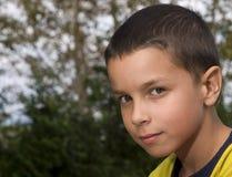Child look outdoor Stock Photos