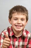 Child making ugly faces 22 Stock Photo