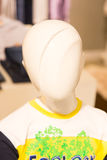 Child mannequins Stock Photography