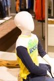 Child mannequins Stock Photos