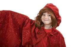 Child in medieval fancy dress Royalty Free Stock Photos