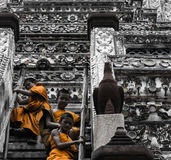 Child Monks Stock Photos