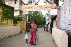 Child & Mother Health Stock Photos