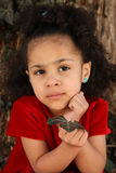 Child, multiracial Royalty Free Stock Images