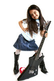 Child Musician Royalty Free Stock Photos