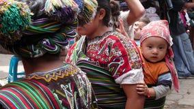 Child in Nebaj, Guatemala Stock Image