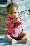 Child of Nepal royalty free stock image