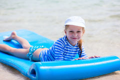 Free Child On A Tropical Vacation Stock Image - 49664341