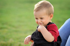 Child Outdoor Royalty Free Stock Images