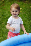 Child outdoor Stock Images
