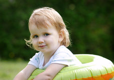 Child outdoor Royalty Free Stock Photos