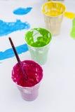 Child paint Stock Photo