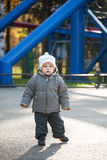 Child in park Royalty Free Stock Photography