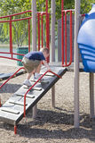 Child at the park Royalty Free Stock Photos