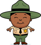 Child Park Ranger Stock Photos