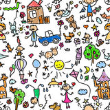 Child pattern seamless,vector vector illustration
