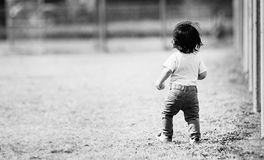 Child, Photograph, Black And White, Person stock images