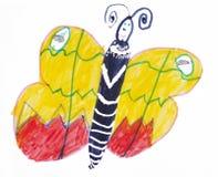 Child picture stock illustration
