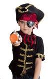 Child pirate Stock Image