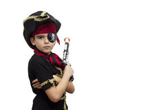 Child pirate Royalty Free Stock Photo