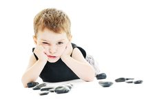 Child play floor Royalty Free Stock Photography