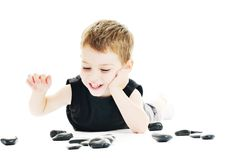 Child play floor Royalty Free Stock Images