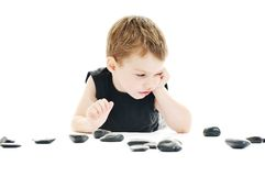 Child play floor Stock Images