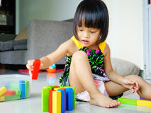 Child play Royalty Free Stock Photos