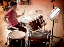 Child play music 9 Stock Image