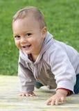Child at playground Royalty Free Stock Photos