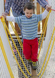 Child at playground Royalty Free Stock Photography
