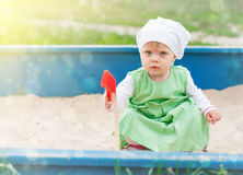 Child playground Royalty Free Stock Photography