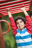 Child playing outside Stock Photos