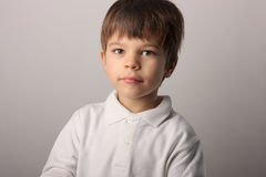 Child portrait Stock Image