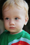 Child portrait. Stock Photos