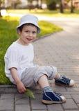 Child portrait Stock Photography